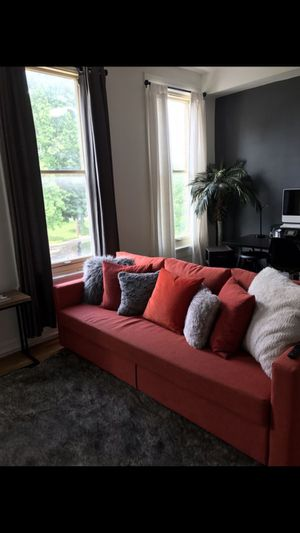 Couch turns into bed for Sale in Baltimore, MD