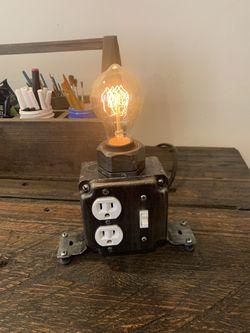 Industrial Desk Lamp for Sale in Oklahoma City,  OK
