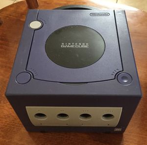 Nintendo GameCube purple System for Sale in Fort Washington, MD