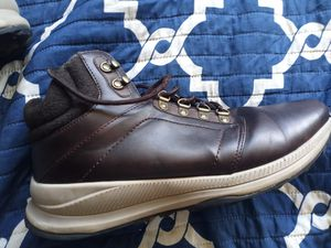 Regular work or play boots size 11 no box as is$15 fairy new only wore once for Sale in Atlanta, GA