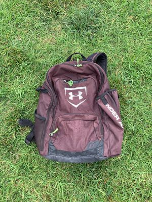 Baseball backpack Under Armour for Sale in Torrance, CA