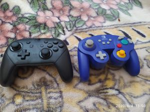 Nintendo Switch Pro Controller + Gamecube controller for Sale in Aurora, CO