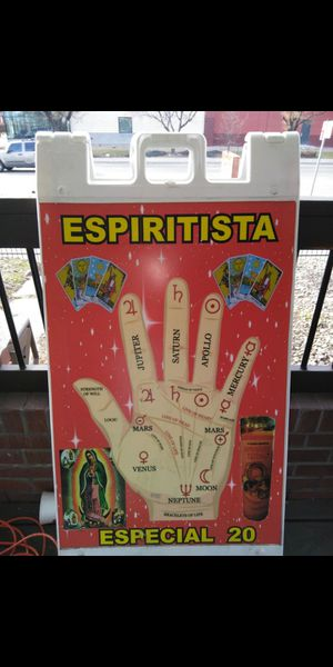 Espiritista for Sale in Denver, CO