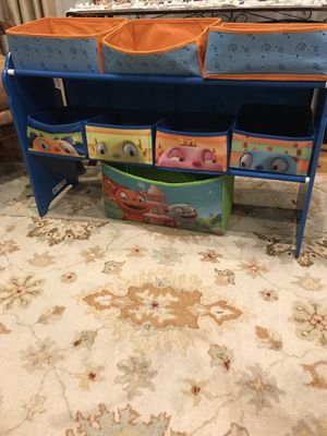 Kids toy organizer for Sale in Los Angeles, CA