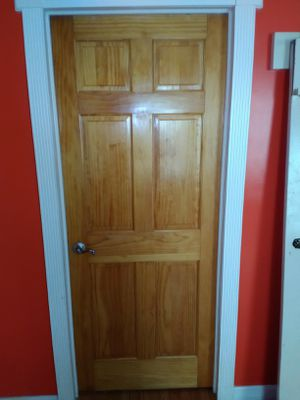 Solid wood doors for Sale in North Providence, RI