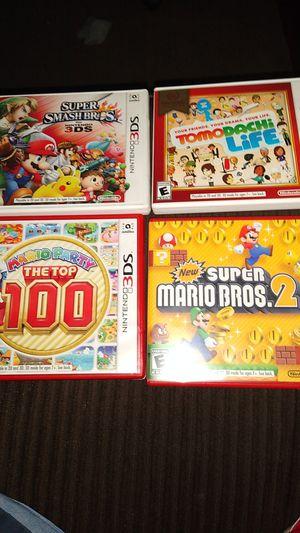 3ds games for Sale in Phoenix, AZ