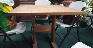 Wooden Game Table for Sale in Norfolk, VA
