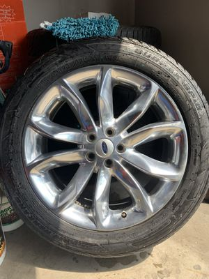 20 inch Ford rims. $800 obo for Sale in Montgomery, IL