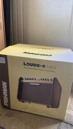 Mini loud box amplifier for Sale in Lemoore, CA