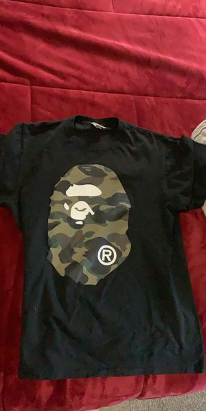 Bape shirt for Sale in MENTOR ON THE, OH