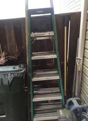 LADDER 6ft & 8ft for Sale in Manassas, VA