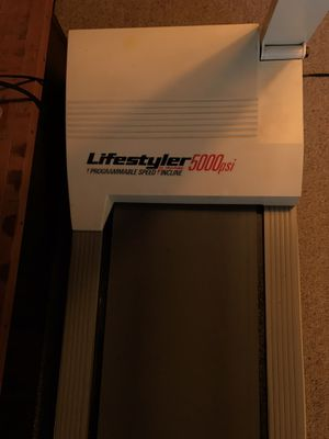 Lifestyler 5000 PSI Treadmill for Sale in Silverdale, WA