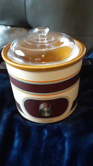 Vintage rival slow crock pot for Sale in Houston, TX