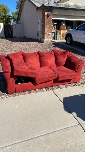 Free couch futon for Sale in Gilbert, AZ