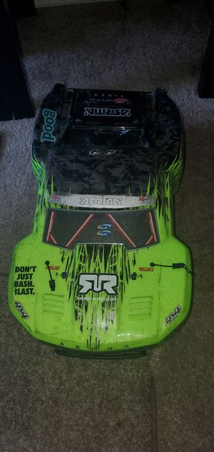 Armma sento 3s brushless 50 mph + for Sale in San Jose, CA