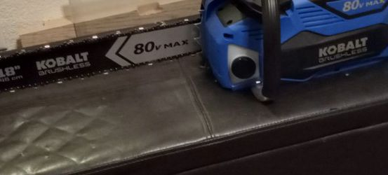 Chainsaw 80 V MAX for Sale in Henderson,  NV