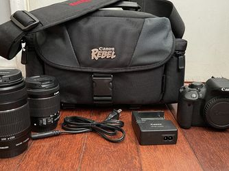 Canon T5i Camera Bundle for Sale in Gardena,  CA