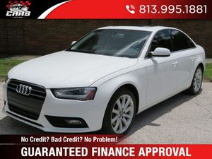 2013 Audi A4 for Sale in Riverview, FL