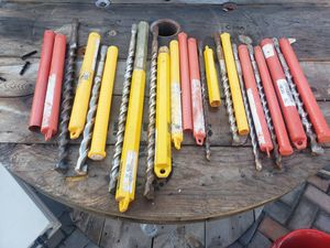 Drill bits for concrete Brandnew for Sale in Ontario, CA