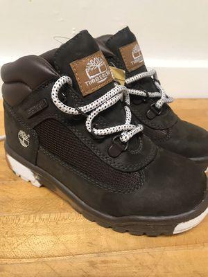 Timberland field boot children size 13 for Sale in Richmond, VA