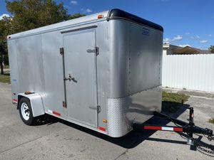 6x12 Trailer Enclosed for Sale in Miami Gardens, FL