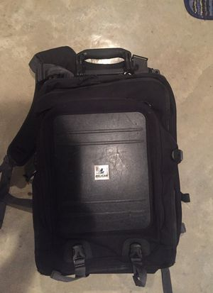 Pelican laptop backpack case waterproof for Sale in Liberty Hill, TX