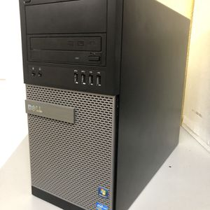 Dell Optiplex 7010 - Intel i5 with SSD Gaming Desktop for Sale in Garden Grove, CA