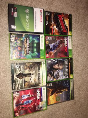 Games for Xbox 360 for Sale in Washington, DC