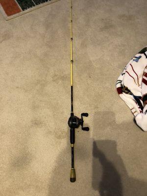 Skeet Reese 6'8 with pinnacle reel for Sale in Belle Isle, FL