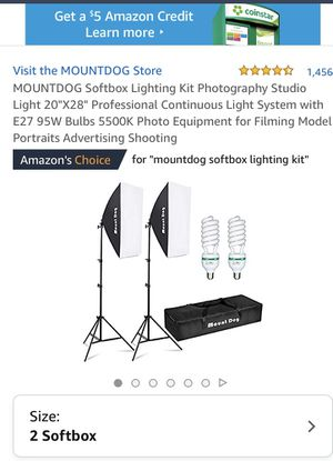 Photography light for Sale in Bakersfield, CA