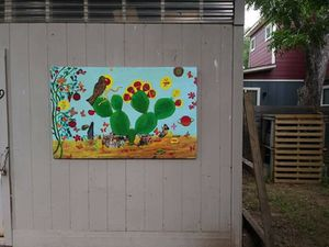 """Gentrification of Nature"" for Sale in Austin, TX"