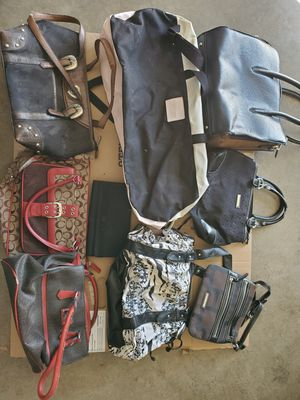 Misc purses/handbags for Sale in Modesto, CA