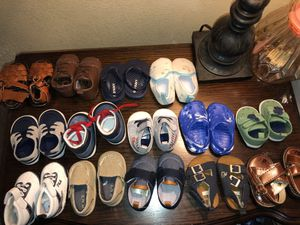 baby shoes for Sale in Humble, TX