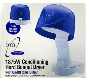 1875W conditioning hard bonnet dryer ionic output salon hair dryer for Sale for sale  Las Vegas, NV