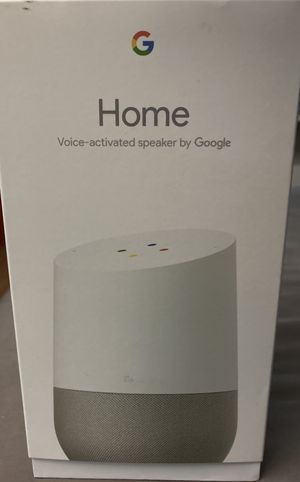 Google Home Voice Activated Speaker for Sale in San Diego, CA