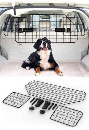 New in box car vehicle suv barrier fence adjustable divider for pet dog travel trunk for Sale in Whittier, CA