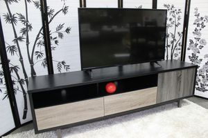 London 3 Color TV Stand up to 75in TVs for Sale in Fountain Valley, CA