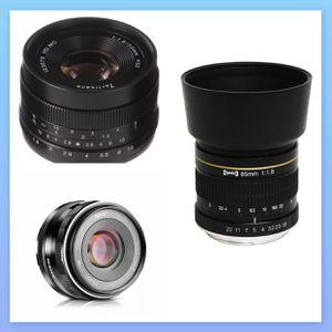 Emount lens bundle! 35mm 50mm & 85mm for Sale in Riverside, CA