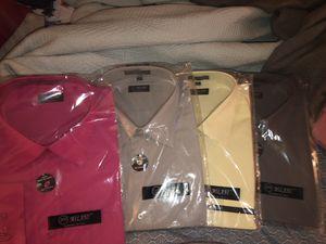 Men's dress shirts new for Sale in Pembroke Pines, FL