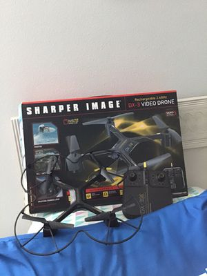 Super good drone recommended for you or for your kids it has 4K camera and it can go far away. for Sale in Oldsmar, FL