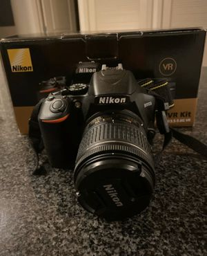 Nikon D3500 Camera for Sale in Atlanta, GA