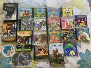 CD/DVD ROM games for Sale in San Diego, CA
