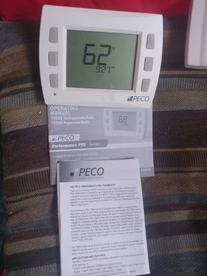 Thermostats peco and honeywell for Sale in Livonia, MI