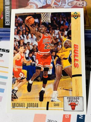 1991 Upper Deck Michael Jordan Card No. 44 for Sale in San Diego, CA