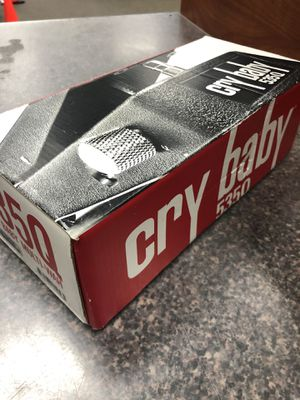 Cry Baby Pedal for Sale in Port St. Lucie, FL