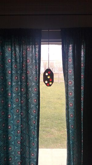 Wooden suncatcher w/ marbles for Sale in Maineville, OH