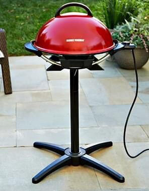 George Foreman Grill Electric Indoor/Outdoor bbq Cooking, Grilling for Sale in Tulsa, OK