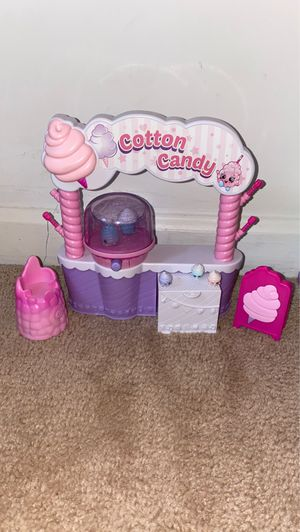 Shopkin cotton candy stand for Sale in Kennesaw, GA