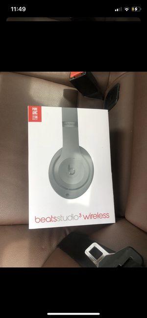Brand New Beats Studio 3 Wireless Headphones! for Sale in Glendale, CO