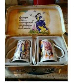 "Disney's ""Snow White"" Mug Set for Sale in West Columbia, SC"
